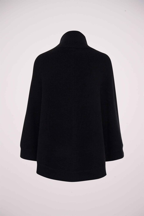 Fransa® Ponchos noir 20606475_60096 BLACK img5