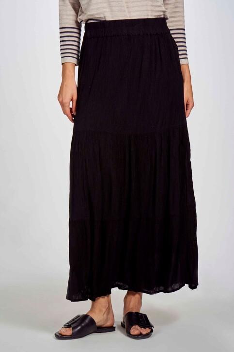 Fransa® Jupes longues noir 20607843_200113 BLACK img2