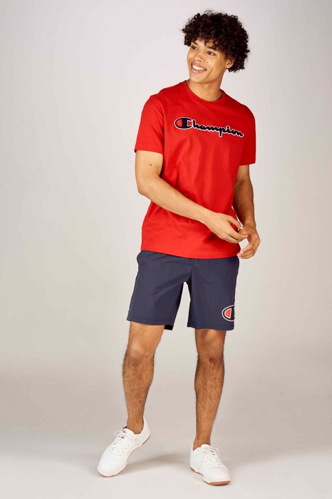 Champion® T-shirts (korte mouwen) rood 212946RS010RIR_RS010 RIR img2