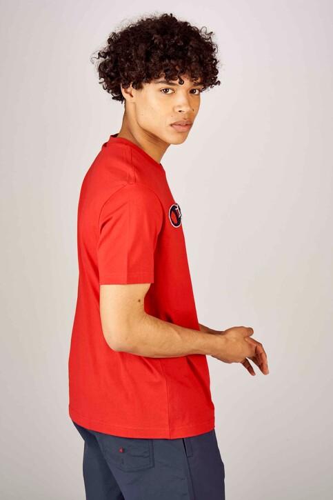 Champion® T-shirts (korte mouwen) rood 212946RS010RIR_RS010 RIR img3