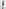 Morgan de Toi Truien met V-hals zwart 212MSUNNY_OFFWHITE NOIR