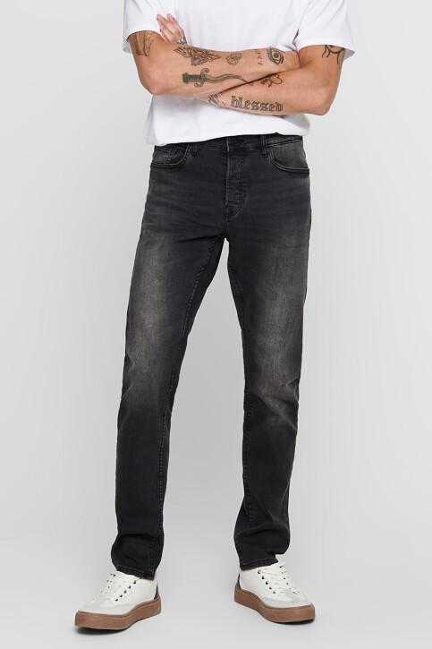 ONLY & SONS® Jeans slim denim 22010447_0447DK GREY img1