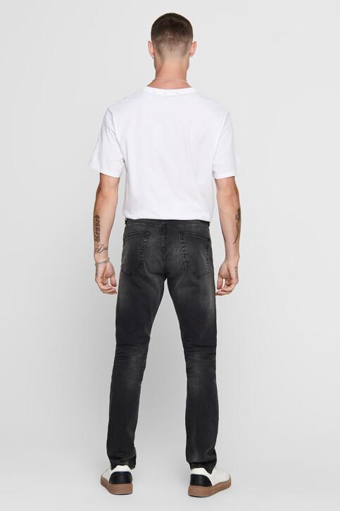 ONLY & SONS® Jeans slim denim 22010447_0447DK GREY img3