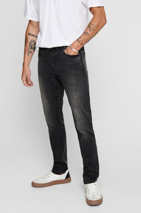 ONLY & SONS® Jeans slim denim 22010447_0447DK GREY img4