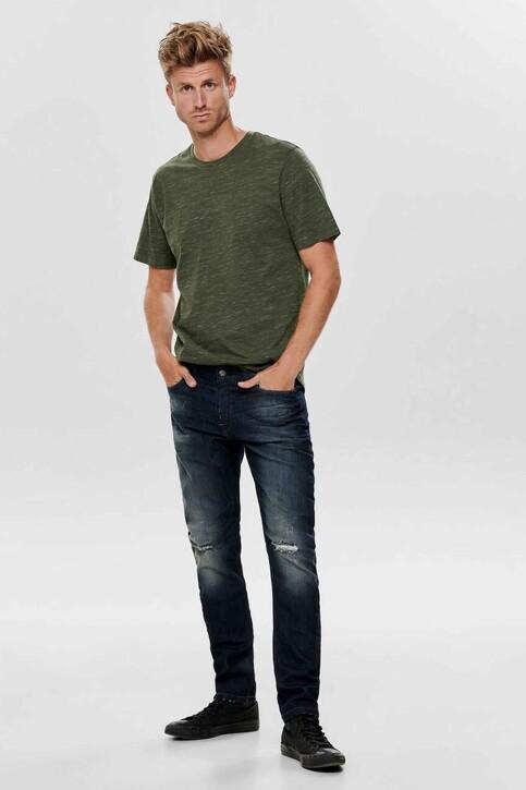 ONLY & SONS® Jeans slim denim 22013616_3616 BLUE DENIM img4
