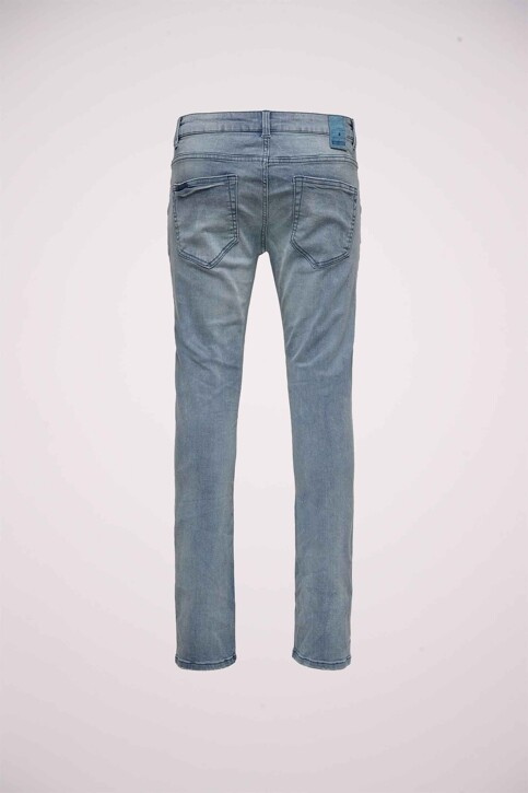 ONLY & SONS® Jeans slim gris 22013627_3627 GREY DENIM img2