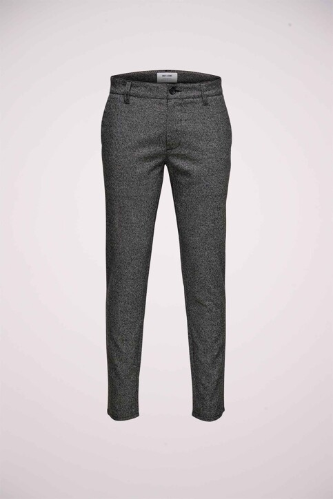 ONLY & SONS® Chino's grijs 22013935_MEDIUM GREY MEL img1