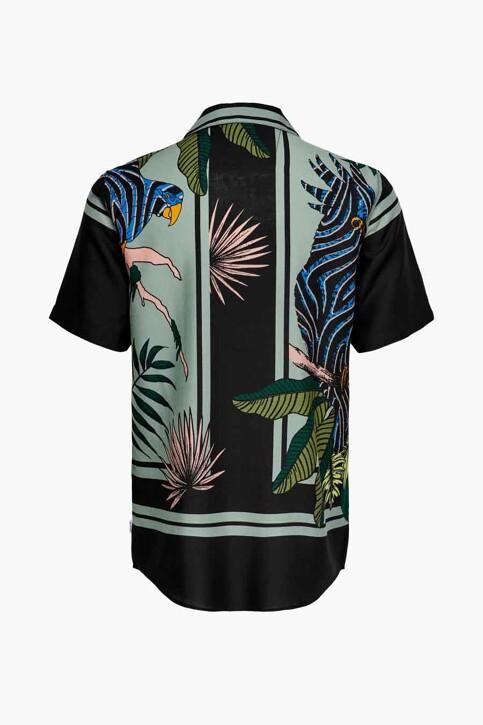 ONLY & SONS® Hemden (korte mouwen) zwart 22016588_BLACK img6