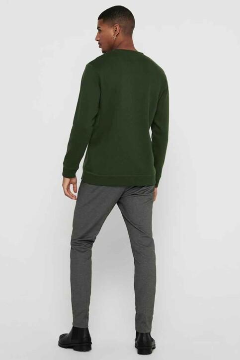 ONLY & SONS® Sweaters met ronde hals groen 22017702_ROSIN img3