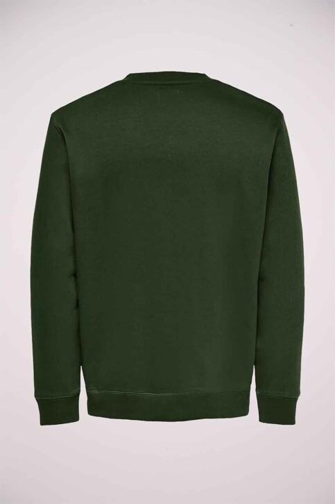 ONLY & SONS® Sweaters met ronde hals groen 22017702_ROSIN img5