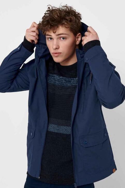 ONLY & SONS® Jassen (kort) blauw 22017815_DRESS BLUES img4