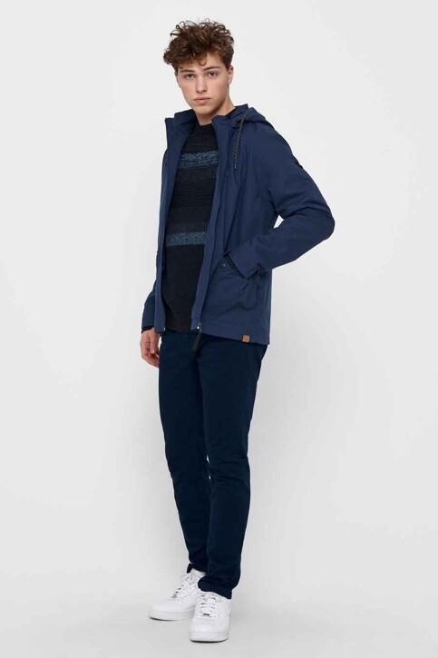 ONLY & SONS® Jassen (kort) blauw 22017815_DRESS BLUES img5