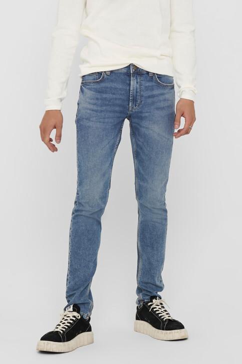 ONLY & SONS® Jeans slim denim 22018653_BLUE DENIM img1