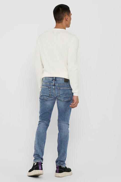ONLY & SONS® Jeans slim denim 22018653_BLUE DENIM img2
