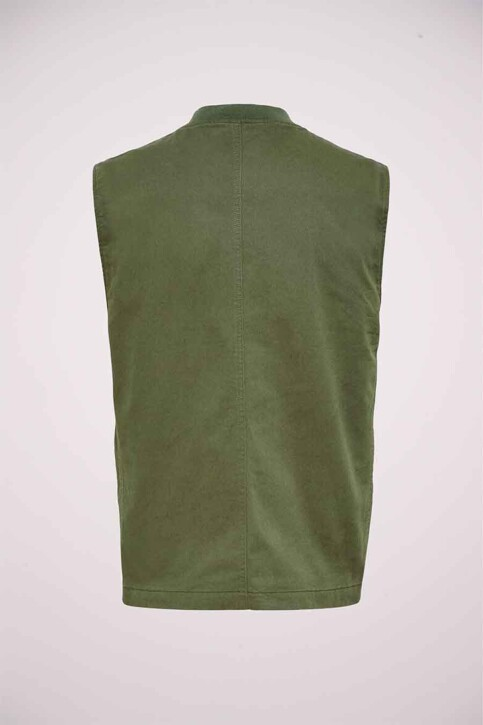 ONLY & SONS® Bodywarmers groen 22018708_OLIVE NIGHT img2
