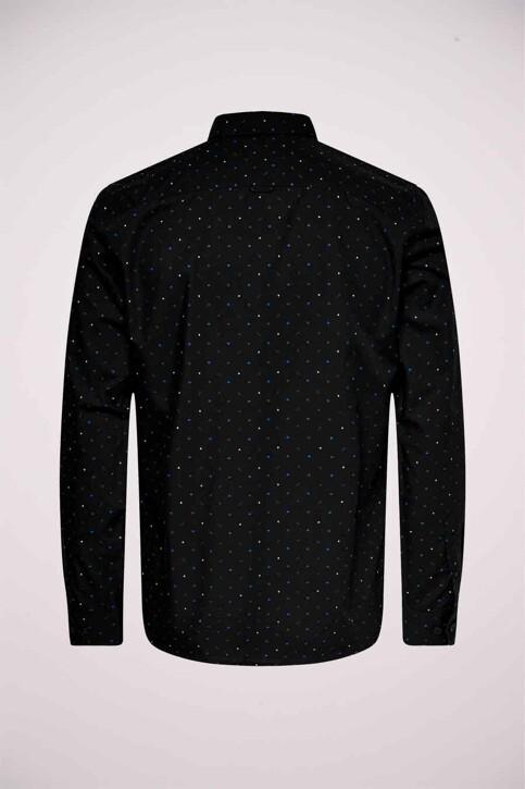 ONLY & SONS® Hemden (lange mouwen) zwart 22018860_BLACK img2