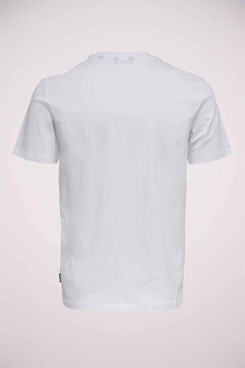 ONLY & SONS® T-shirts (korte mouwen) wit 22019089_WHITE img6