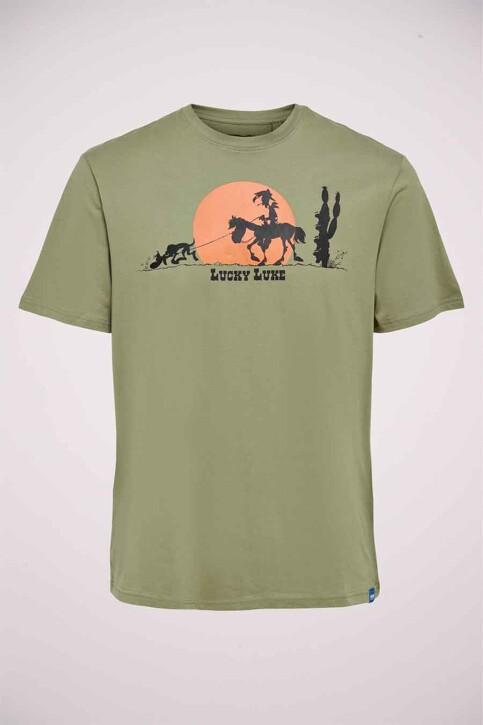 ONLY & SONS® T-shirts (korte mouwen) blauw 22019234_MERMAID img1
