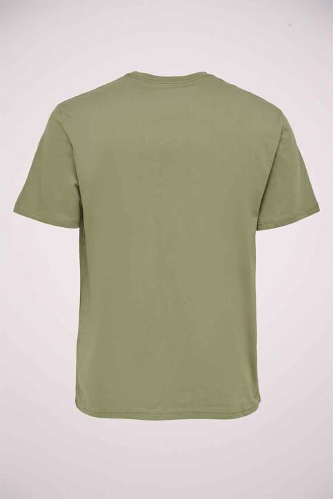 ONLY & SONS® T-shirts (korte mouwen) blauw 22019234_MERMAID img2