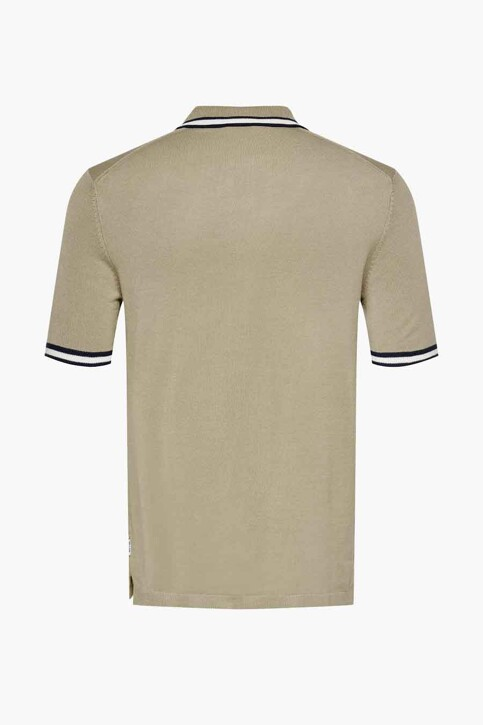 ONLY & SONS® Polo's taupe 22019502_CHINCHILLA img2
