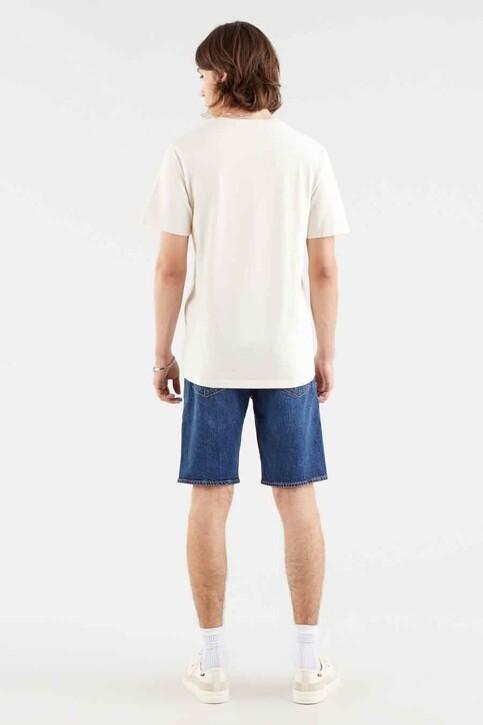 Levi's® T-shirts (korte mouwen) ecru 224910855_0855 OATMEAL img3