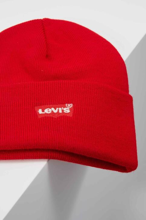 Levi's® Accessories Bonnets rouge 2307911188_88 BRILLIANT RE img3