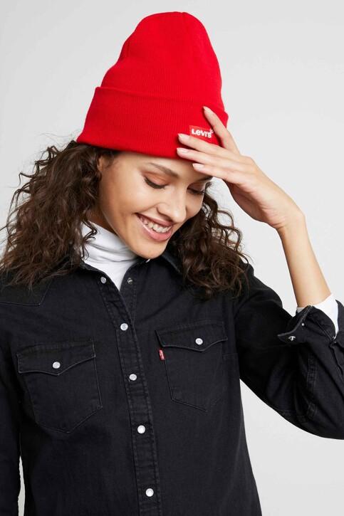 Levi's® Accessories Bonnets rouge 2307911188_88 BRILLIANT RE img5