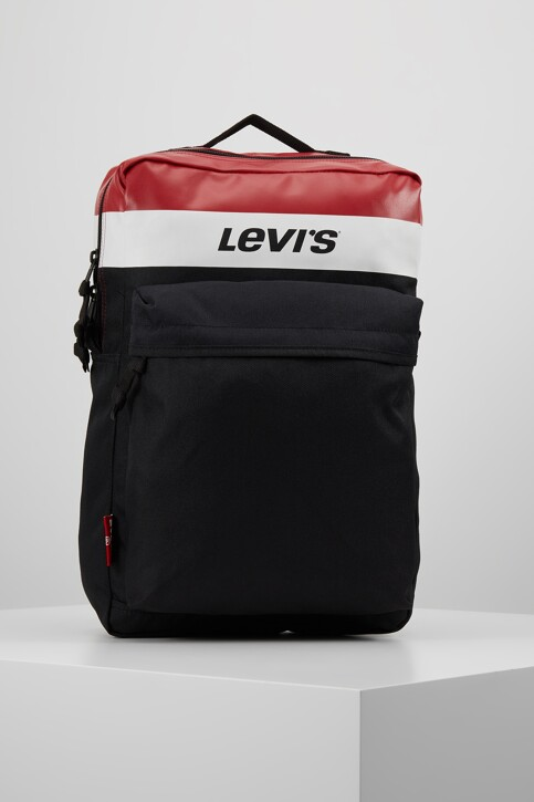 Levi's® Accessories Sacs à dos rouge 230904_88 BRILLIANT RE img1