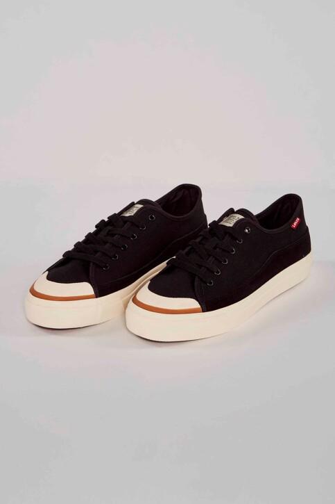 Levi's® Accessories Sneakers zwart 23300659_59 REGULAR BLAC img1