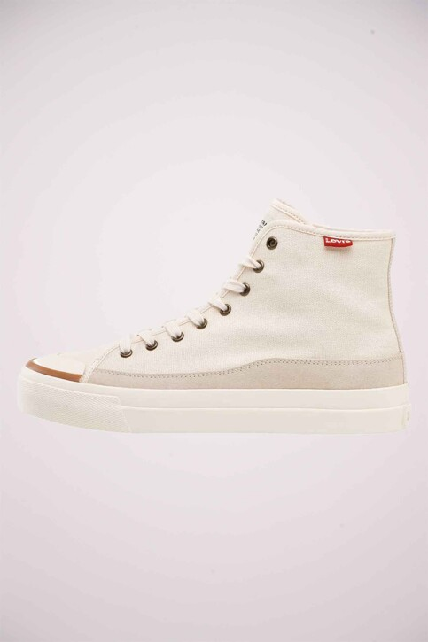 Levi's® Accessories Sneakers wit 233008636_21 ECRU img1