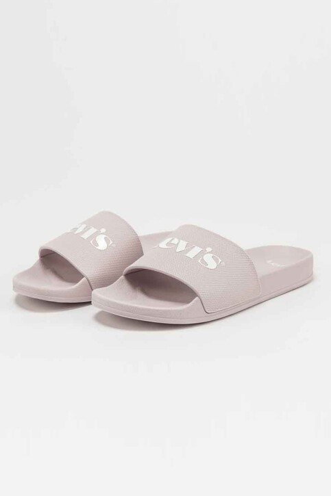 Levi's® Accessories Slippers paars 233026753_40 LILAC img1