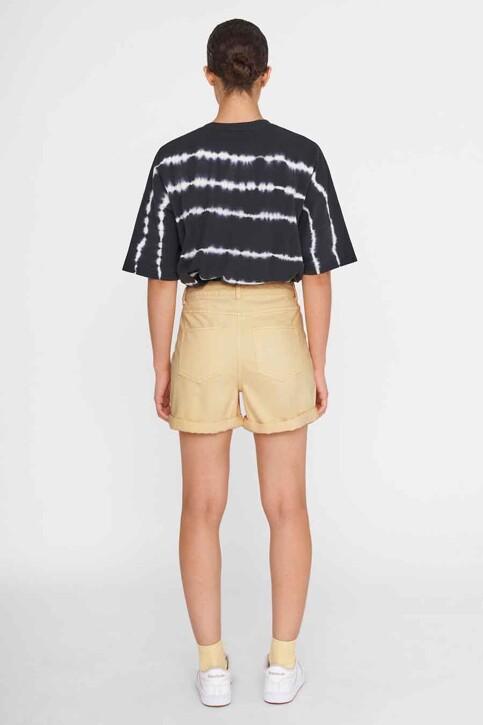 NOISY MAY Shorts geel 27012362_GOLDEN HAZE img3