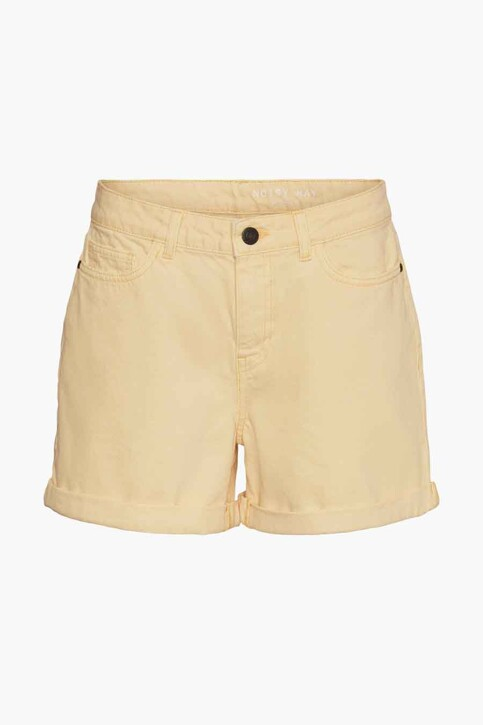 NOISY MAY Shorts geel 27012362_GOLDEN HAZE img5