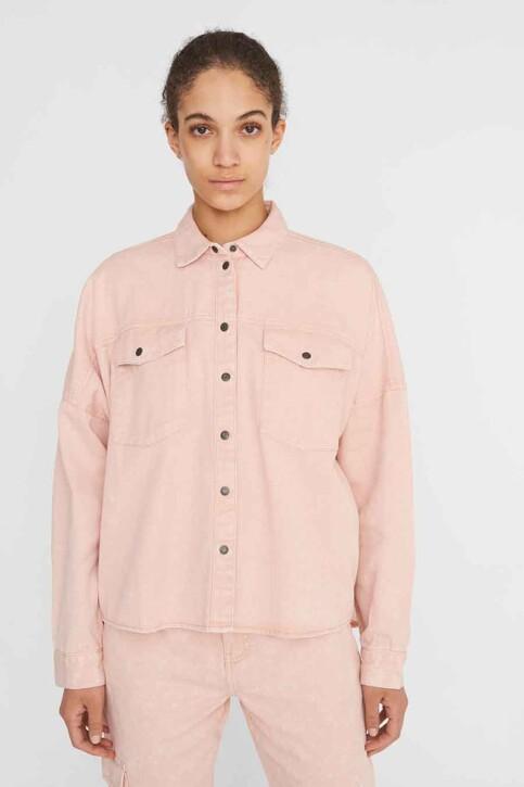 NOISY MAY Hemden (lange mouwen) roze 27014603_MISTY ROSE img1