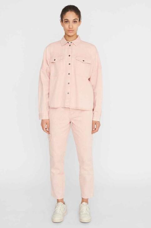 NOISY MAY Hemden (lange mouwen) roze 27014603_MISTY ROSE img2