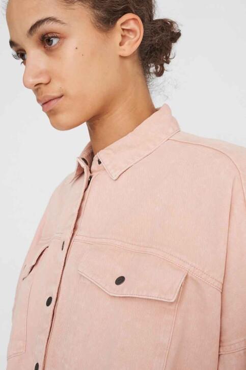 NOISY MAY Hemden (lange mouwen) roze 27014603_MISTY ROSE img4