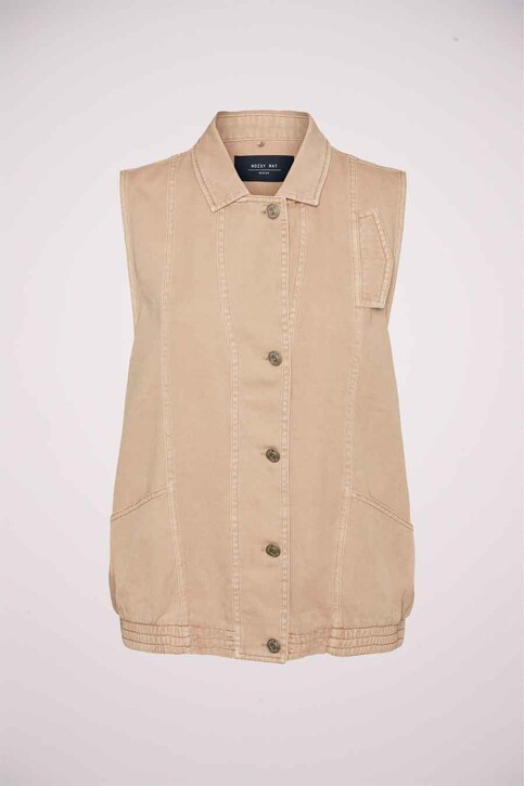 NOISY MAY Blazers beige 27015005_PRALINE img1