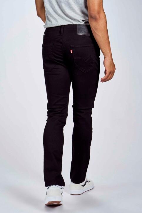 Levi's® Jeans tapered zwart 295070031_0031 NIGHTSHINE img3
