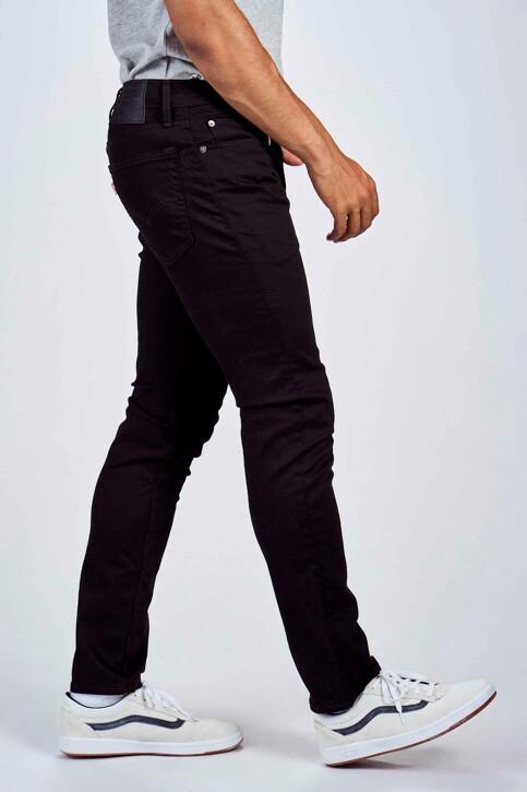 Levi's® Jeans tapered zwart 295070031_0031 NIGHTSHINE img4
