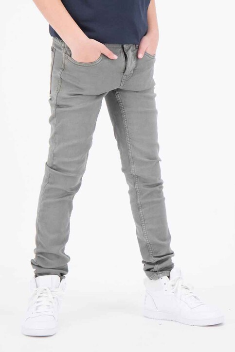 GARCIA Jeans slim gris 320_3438 GARGOYLE img1