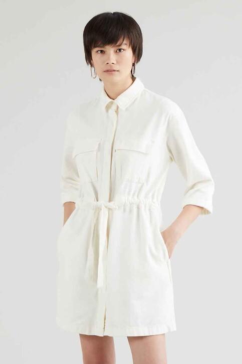 Levi's® Robes courtes écru 349770003_0003 NEW ECRU img1
