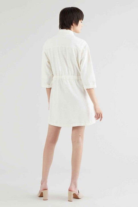 Levi's® Robes courtes écru 349770003_0003 NEW ECRU img2
