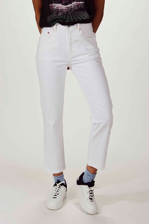 Levi's® Jeans straight wit 362000032_0032_IN CLOUDS img1