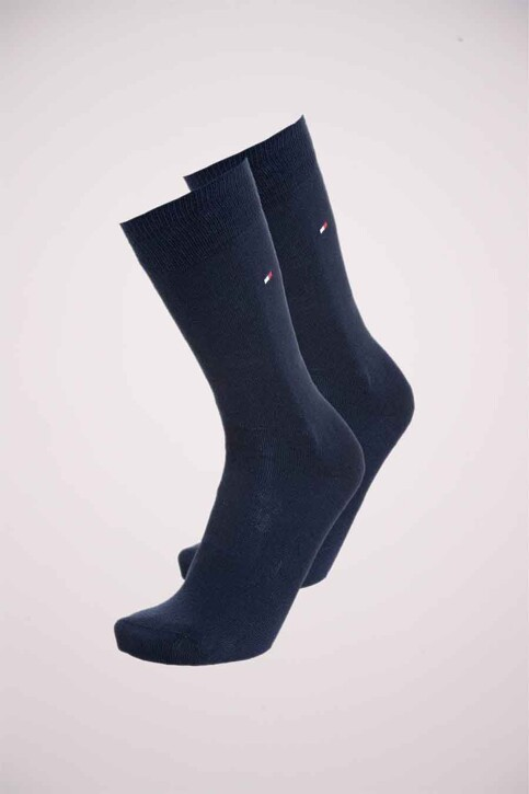Tommy Hilfiger Sokken blauw 371111322_322 DARK NAVY img1