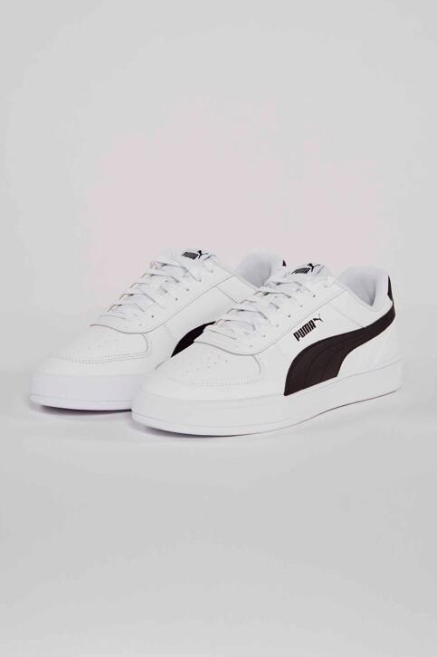 PUMA Sneakers wit 380810_02 WHITE BLACK img1