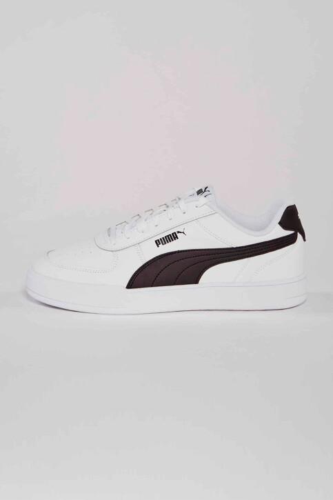 PUMA Sneakers wit 380810_02 WHITE BLACK img2