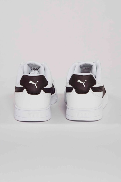 PUMA Sneakers wit 380810_02 WHITE BLACK img4