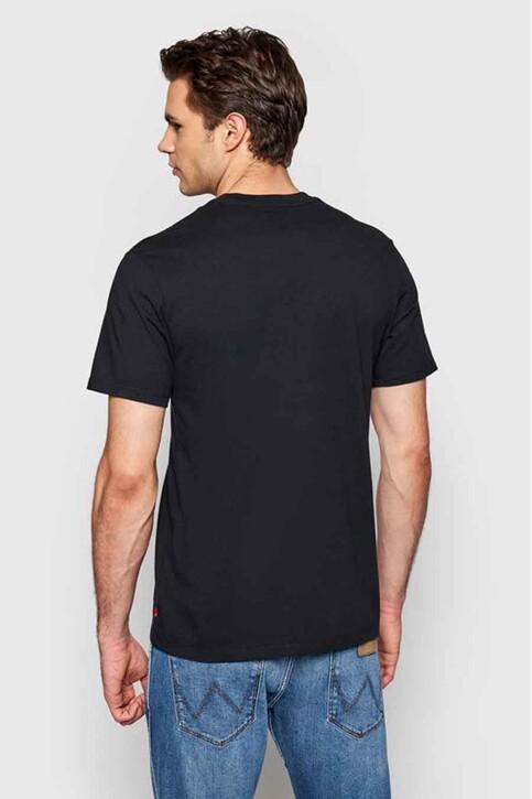 Levi's® T-shirts (korte mouwen) zwart 396360050_0050 BLACK PLUS img3