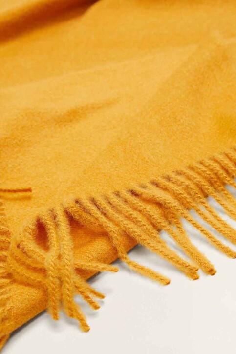 Mango Echarpes jaune 43010636_MNG_19_MEDIUM YELLOW img3
