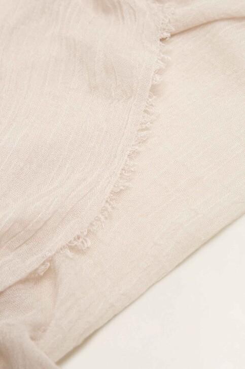 Mango Foulards blanc 43035784_MNG_19_NATURAL WHITE img2